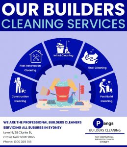 Builders Cleaning services